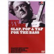 Hotlicks Videos - Stu Hamm - Slap, Pop & Tap Hot Licks, DVD