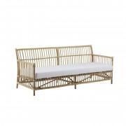 Sika-Design Caroline 3-sits soffa natur rotting, sika-design