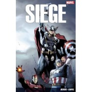 Turnaround Comics Siege Graphic Novel