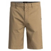 "Quiksilver ""Everyday Union Stretch 21"""" - Short en sergé pour homme - Beige - Quiksilver"""