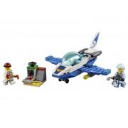 Lego Конструктор Lego City Патрульный самолёт 54 дет. 60206