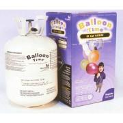 Bombola Gas Elio media con 30 palloncini