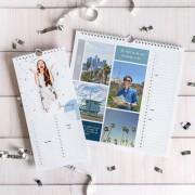 smartphoto Födelsedagskalender A4