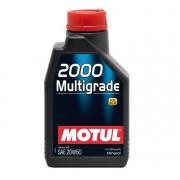 MOTUL 2000 Multigrade 20W-50 1L motorolaj