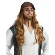 Peruca de Jack o pirata