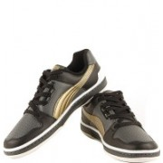 Puma Unlimited Lo DP Running Shoes For Men(Black)