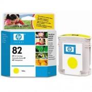 Cartridge HP No.82 C4913A yellow, DesignJet 500/510/800/120/815mfp, 69ml