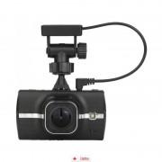 Camera Auto Zenteko Full HD SMT 650 cu tracker GPS si camera spate + MicroSD 16Gb, CAR Triple