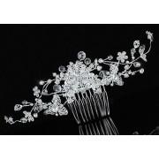 Agrafa Borealy Bridal Flower Sparkling
