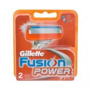 Gillette Fusion Power резервни ножчета 2 бр за мъже