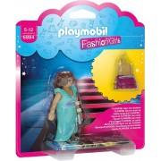 Playmobil Fashion Girls, Fetita in tinuta de oras