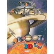 3D Planete poster + ochelari