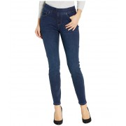 Jag Jeans Maya Skinny Pull-On Jeans in Deluxe Denim Pacific Blue