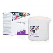Exotiq Massage Bougie de massage rose violette Exotiq - 200 g