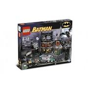 Batman Arkham Asylum Lego 7785