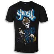 tricou stil metal bărbați Ghost - Papa Of The World - ROCK OFF - GHOTEE19MB