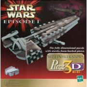 Puzz 3D Star Wars Episode I: Sith Infiltrator Puzz3D