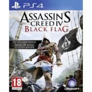 Joc Assassins Creed IV Black Flag D1 Edition pentru PlayStation 4