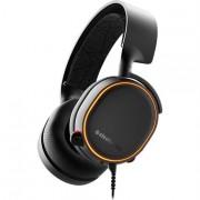 Casti audio Over-Ear SteelSeries Arctis 5, Gaming, Wireless, Black