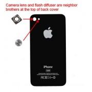 iPhone 4 Kameralins med Blixt Diffuser