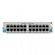 HPE Switch vl 24-Port 10/100-TX Module - Module d'extension - 10/100 Ethernet x 24 - pour HPE 4204-44G-4SFP, 4208-68G-4SFP, Switch vl 4-port, vl 20p