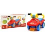 Masinuta pentru copii de impins Globo Vitamina G interactiva Buggy multicolora c
