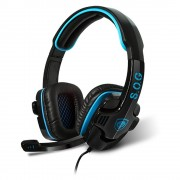 AURICULARES CON MICRÓFONO SPIRIT OF GAMER XPERT-H2 - DRIVERS 40MM - CONECTORES USB / RCA / JACK 3.5 / JACK 2.5 - CABLE 1M
