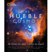 The Hubble Cosmos: 25 Years of New Vistas in Space, Hardcover