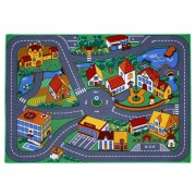 AK Sports Play Carpet Street Quiet Town 133 cm QUIET TOWN