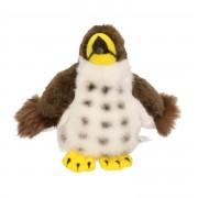 Semo Pluche speelgoed havik dierenknuffel 13 cm