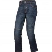 Spirit Motors Motorrad-Jeans Motorrad-Hose Spirit Motors Aramid-/Baumwolljeans mit Stretch 1.0 blau 34/ blau