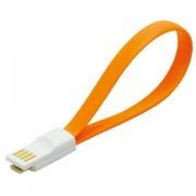 LogiLink USB/Micro USB USB A Micro-USB A Arancione