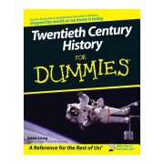 Twentieth Century History For Dummies (Sean Lang)(Paperback) (9780470510155)