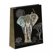 Ajándékzacskó L - Bug Art - Elefánt