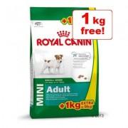 Royal Canin Mini Adult 9kg Gratis