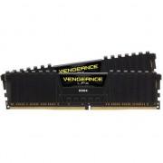 Memorie Corsair Vengeance LPX Black 16GB DDR4, 3000MHz, CL16, Dual Channel Kit