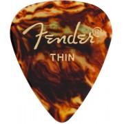 Pana Chitara Fender Shell Pick 1 Gross Thin