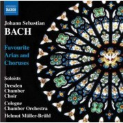 J.S. Bach - Favourite Arias & Choruse (0747313254170) (1 CD)