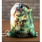 Mr. Gugu & Miss Go King Of Colors Drawstring Bag BGD825
