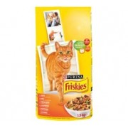 Friskies Dry 1.5 kg Pui&Ficat