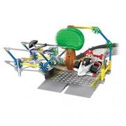 KNex Mario Vs Delfino Oak Tree Building Set