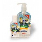 Touch Gel Kids - gel antibacterian, 59 ml