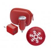 Set Traveller Self heating pad si Set incarcare voiaj