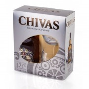 Chivas Regal 12 Ani - 2 Pahare
