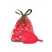 Ladycup Menstruationstasse cherry - S