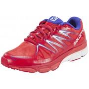 Salomon X-Scream Foil Hardloopschoenen Dames rood 40 2016 Trailrunning schoenen
