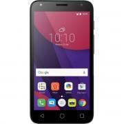"Telefon mobil Alcatel 5010D Pixi 4 Dual Sim 3G, 5"", RAM 1GB, Stocare 8GB, Camera 2MP/5MP, Black"