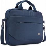 Case Logic Advantage Laptop Attaché tas, blauw, 11.6