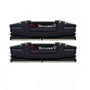 G.SKILL DDR4-3200 32GB Dual Channel Ripjaws V Classic Black [F4-3200C16D-32GVK]