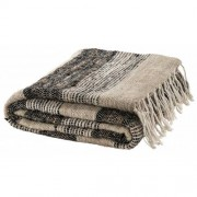 ABRIENNE Throw - Raw nature 130x170